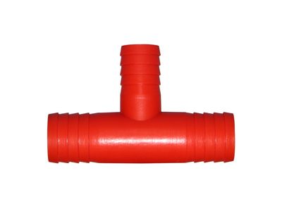 T-vízelosztó  1″ – 3/4″ bilincses